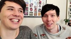 Daniel you can not kill my heart like that by looking at Phil like that