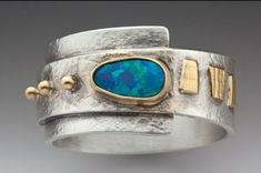 Linda Lewis Jewelry - Opal Ring ($250)