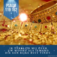 Psalm 119:162.