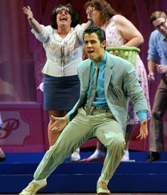 Nick Jonas in Hairspray