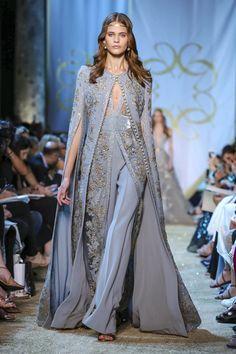 Elie Saab Couture Fall/Winter 2017 Paris