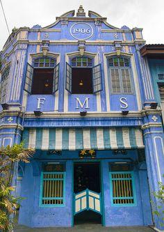 Fms Bar | Ipoh, Malaysia | Eric Lafforgue