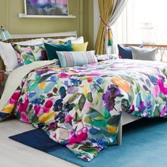 bluebellgray® Mode Comforter Set - BedBathandBeyond.com