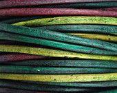 """2 Yards - 2mm """"Gypsy Kinte"""" Leather Cord"""