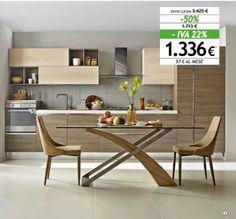 Ricci Casa Tavoli Allungabili.Cucine Firenze Nuove Cucine Con Maniglia Protagonista Il Tavolo