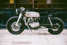 Honda Rebel 250 Cafe Racer by Jigsaw Customs - Photo by Michalis Lazarides #motorcycles #caferacer #motos | caferacerpasion.com