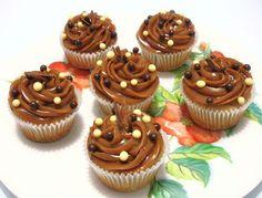 ..::Vanessa Cupcake::..: [RECEITA] Cupcake de canela ~