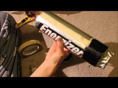 DIY Halloween Costume! Energizer Bunny :) - YouTube