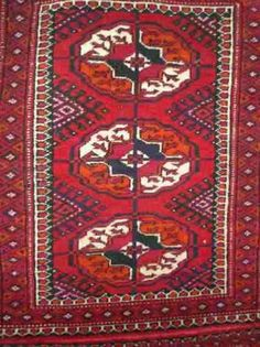 BUKARA, TURKISH carpet........