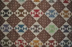 Carol Hopkins from Civl War Legacies ~Grandpa's cards~ now to get it quilted...I just love it!
