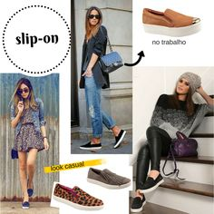 Explore looks & clothing to view what you should put on with Slip-on Sneakers. slip on sneakers outfit spring Black Slip On Sneakers, Vans Slip On, Casual Chic, Slip Ons Outfit, Moda Formal, Street Hijab Fashion, Vans Outfit, Work Looks, Preppy Style