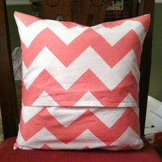 Best fold over pillowcase tutorial ever! This is so simple!!
