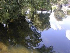 River Welland in Stamford, Lincolnshire by terryemilleruk, via Flickr