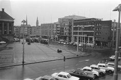 Fotocollectie » Grote Markt voor het stadhuis van Groningen | gahetNA
