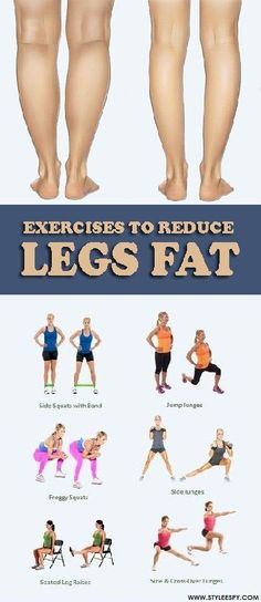 8 Simple Exercises to Reduce Legs Fat - Tap the pin if you love super heroes too! Cause guess what? you will LOVE these super hero fitness shirts!