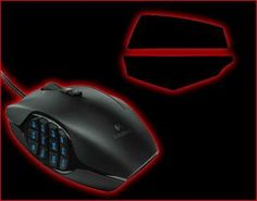 3 sets/pack mouse skates for Logitech G600 - 0.6mm thickness