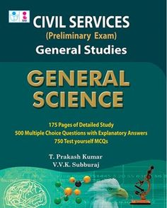 #UPSC #Civil #Services #General #Science #Exam #Study Material #Book Ias Books, Ias Study Material, Upsc Civil Services, Exam Study, Science Books, Study Materials, Cheat Sheets, Study Tips, Books Online