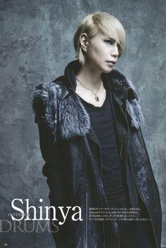 Shinya, Dir en grey