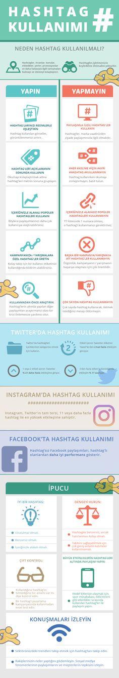 Sosyal-medyaya-hashtag-kullanımı