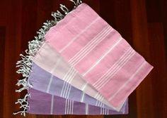 Classic Pestemal Towel - Authentic Turkish Towel - Eco-friendly Hammam Towel - Perfect Travel Towel - Pestemal