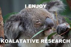 qualitative research joke