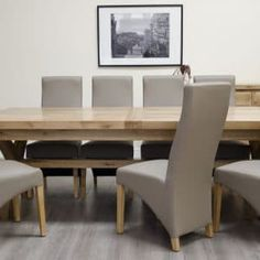 The Canterbury Oak Round Extending Dining Table, the perfect choice for those who appreciate well designed and crafted furniture Solid Oak Furniture, Find Furniture, Quality Furniture, Round Extendable Dining Table, Dinning Table Design, White Buffet, Canterbury, Country Chic, Free Uk