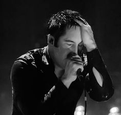 Trent Reznor--brilliantly talented and sexy as hell. Description from pinterest.com. I searched for this on bing.com/images