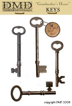 free download.   old keys