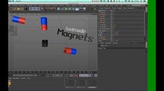 cinema 4d - magnets beta