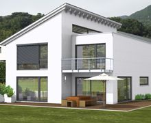 LIFESTYLE 194 - Modernes Massivhaus mit individueller Architektur