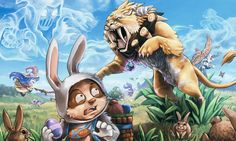 League of Legends Blog - Art, Cosplay, Memes +More Happy Easter