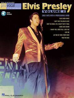 ELVIS PRESLEY - VOLUME 1 (SONGBOOK)