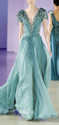 Basil Soda Spring/Summer 2011 Couture