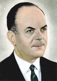 Georgios Papadopoulos -  was the head of the military coup d'état that took place in Greece on 21 April 1967 and leader of the junta that ruled the country from 1967 to 1974.