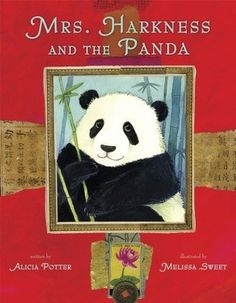 Based on the true story of Ruth Harkness who adventured through China to bring the first panda bear to the United States in 1934. Charming illustrations make this a great non-fiction selection for grades 2-5.