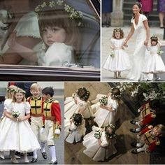 Abiti damigelle bambine sposa
