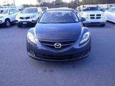 2013 Mazda MAZDA6 iSport i Sport 4dr Sedan 6M Sedan 4 Doors Ingot Silver for sale in Little rock, AR Source: http://www.usedcarsgroup.com/new-mazda-for-sale