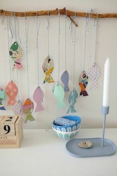 Making summer decorations: 70 simple home decorating ideas - Kids' Crafts for Diy and Crafts Diy For Kids, Crafts For Kids, Summer Decoration, Diy And Crafts, Paper Crafts, Kids Origami, Diy Nightstand, Origami Tutorial, Diy Design