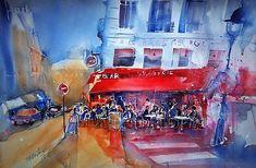 A Paris Sabine Hilscher