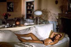 "Jane Birkin & Romy Schneider dans ""La Piscine"" de Jacques Deray"