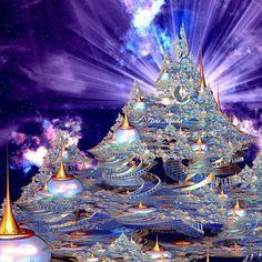 The Ancient Science of Prophecy & The Soul Records Catholic Archangels, Seven Archangels, Auras, Fractal Art, Fractals, Fractal Geometry, Reiki, Angel Hierarchy, Archangel Zadkiel