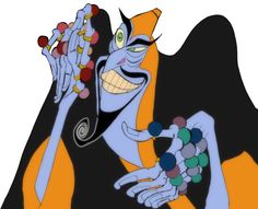 zig zag the princess and the cobbler-- Played by the fabulous   Vincent Price