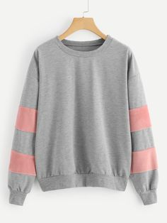 Girls Fashion Clothes, Girl Outfits, Casual Outfits, Cute Outfits, Fashion Outfits, Hoodie Sweatshirts, Sweatshirts Online, Hoodies, Sweatshirt Outfit