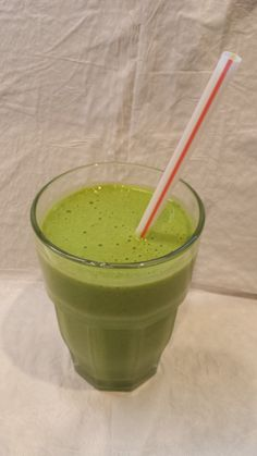 The Green Beast Smoothie