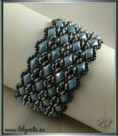 Image result for pinch bead patterns