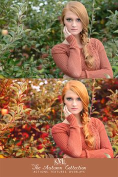 Give your images the richness of the beautiful autumn colors with KML Creatives photoshop actions, textures and overlays all in one collection.