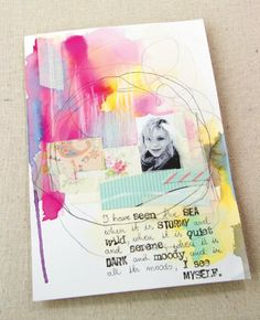 7 Awesome Journals :: my art-journal page on Huffington Post's Books Blog!  Jenny Doh article