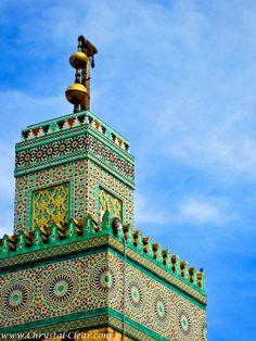 Fes Morocco Mosque. www.facebook.com/Morocco.Specialist