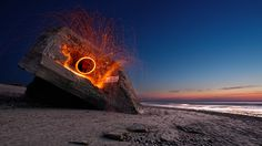 Explosion by David Keochkerian