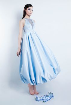 ღ perfect Dress for Perfect Day... @ehoeho #WeCreateYourPerfectDress #Couture #EHO #Collection #IntotheBlue